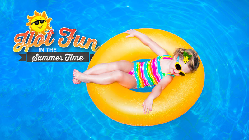 Hot Fun in the Summer Time 2015