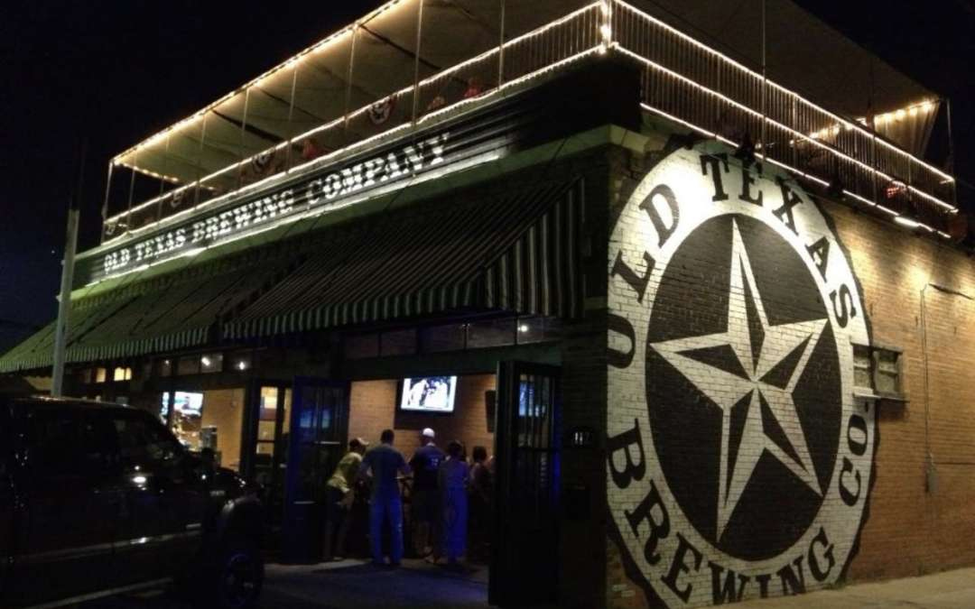 Old Texas Brewing Company 07.20