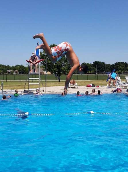 Splash Day @ Burleson Recreation Center