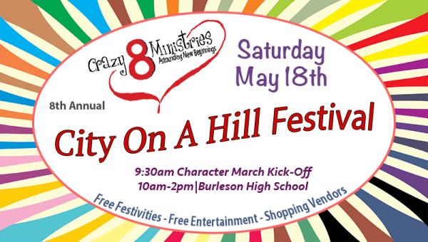 City on a Hill Festival @ Burleson High School