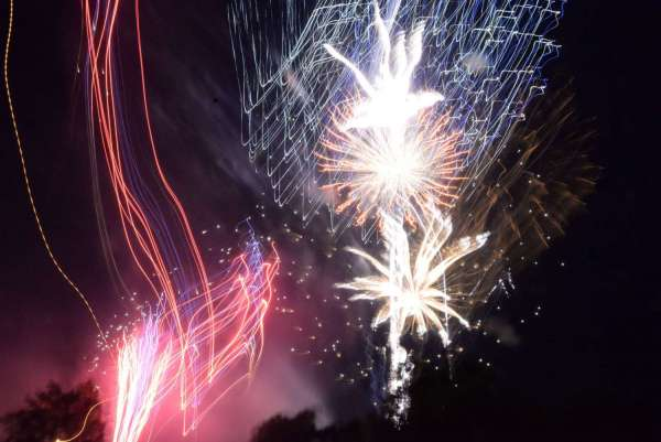 City of Burleson 4th of July Celebration @ Chisenhall Sports Complex