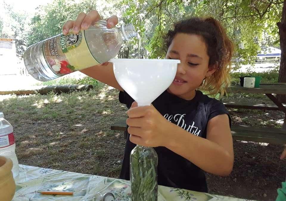 Kid's Herbal Summer Camp