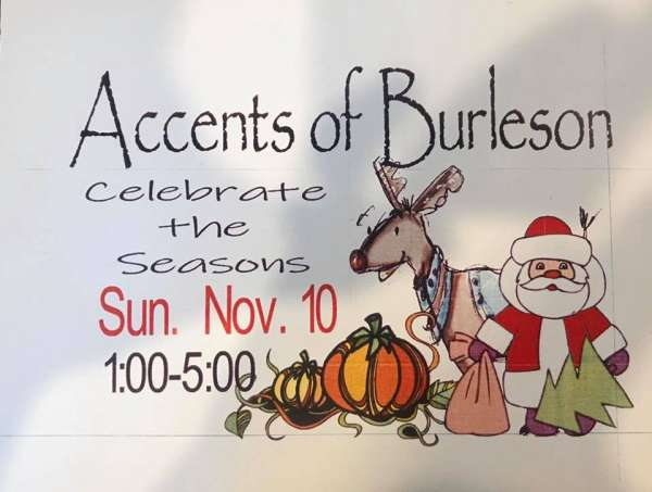 Christmas Open House @ Accents of Burleson