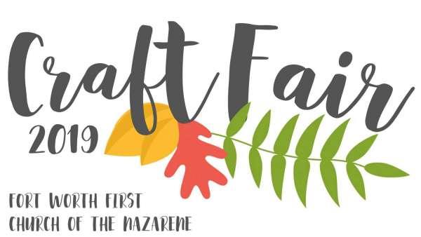 Fall Craft Fair @ Fort Worth First Church of the Nazarene