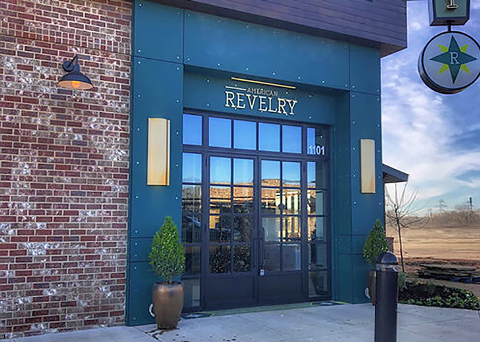 Local Business Spotlight: American Revelry Restaurant