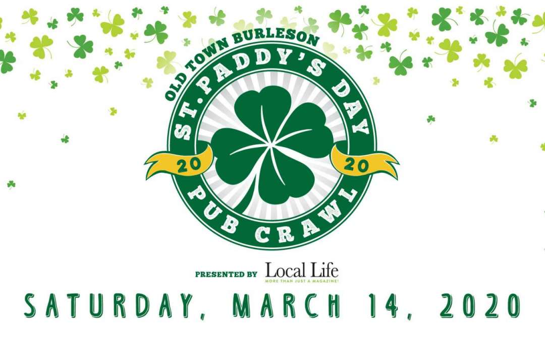 2020 St. Paddy's Day Pub Crawl