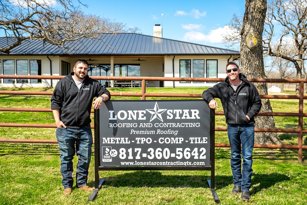 Local Business Spotlight: Lone Star Roofing and Contracting