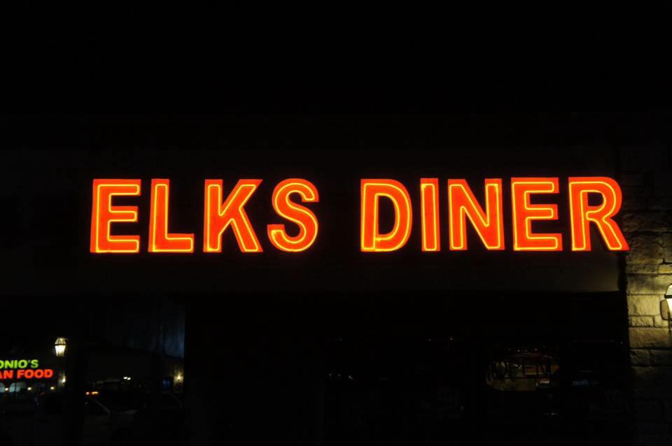 elks diner