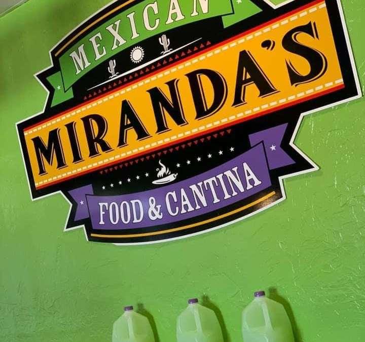 Miranda's Mexican Food & Cantina 05.20
