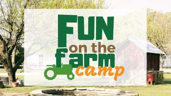 Fun on the Farm Camp @ Russell Farm Art Center