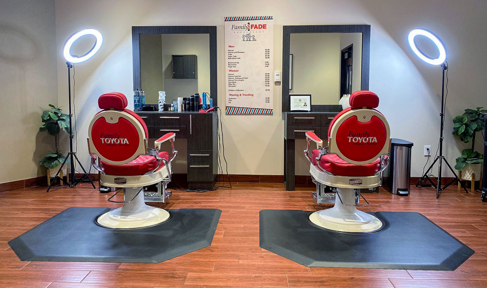Local Business Spotlight: Family Fade
