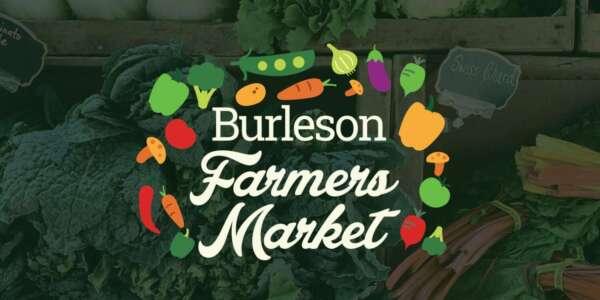 Burleson Farmer's Market @ Mayor Vera Calvin Plaza