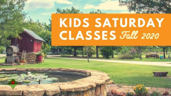 Kid's Saturday Classes @ Russell Farm Art Center