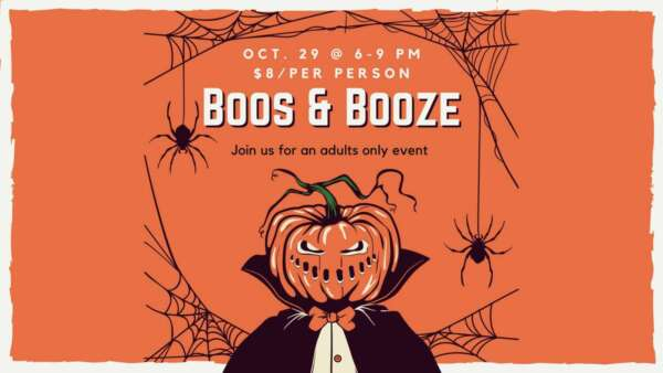 Boos and Booze Halloween Party @ Lost Oak Winery
