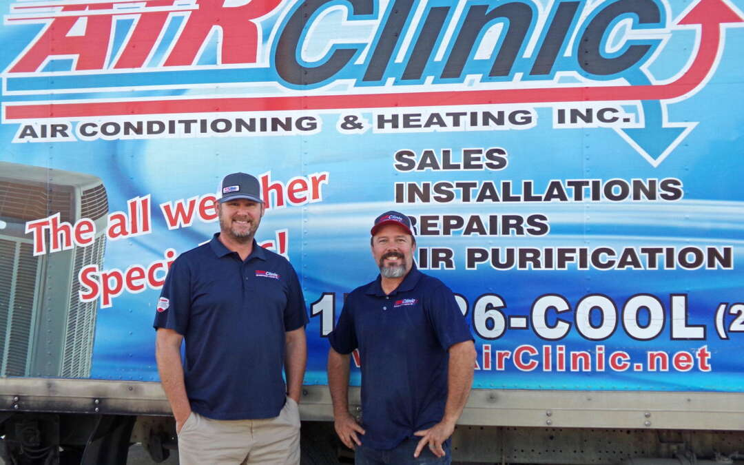 Local Business Spotlight: AirClinic Air Conditioning and Heating, Inc