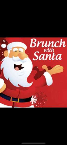 Brunch with Santa @ Old Texas Brewing Company