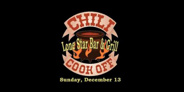 Chili Cook Off and Harvest House Fundraiser @ Lone Star Bar & Grill
