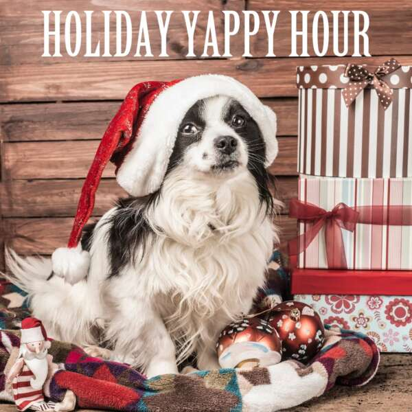 Holiday Yappy Hour @ Lost Oak Winery