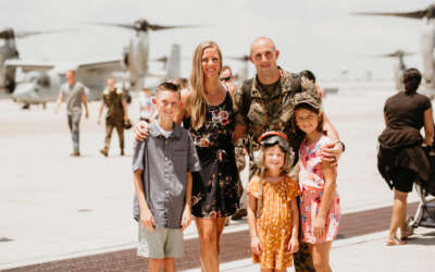 Home Town Heroes: Gunnery Sergeant Jason Horn, United States Marine Corps
