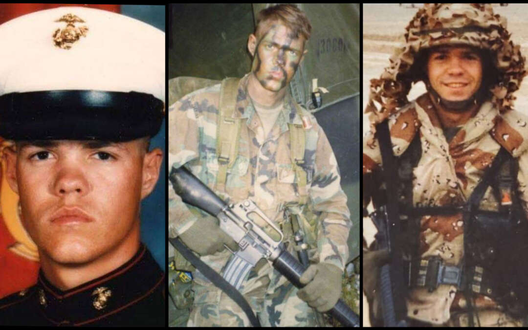 Home Town Heroes: Veteran Mike Perdue, United States Marine Corps